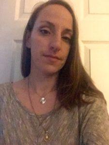 Photo of Nursery coordinator Christina Wright