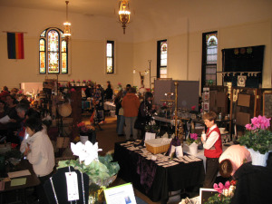 2006 was the last year the Art Fair was held at the Seventh Street building.