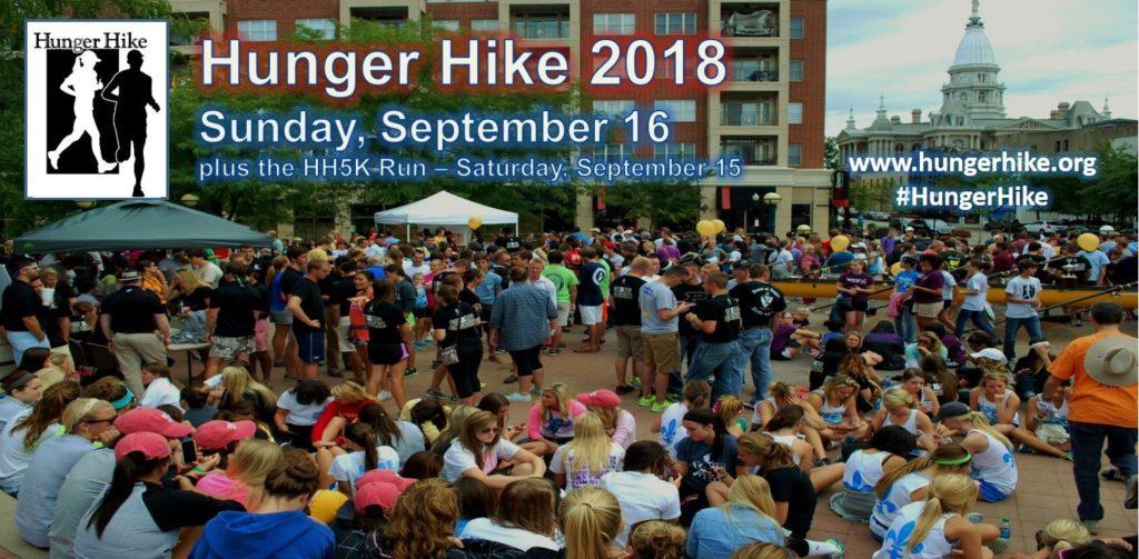 Hunger Hike 2018 Banner