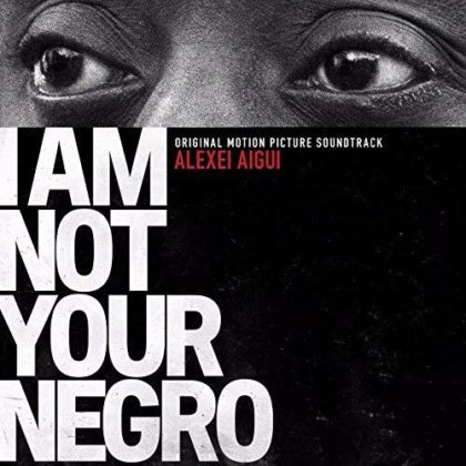 Book Cover: I Am Not Your Negro
